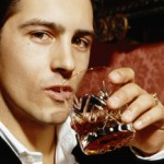 How to drink whisky might depend on whose whisky it is photo
