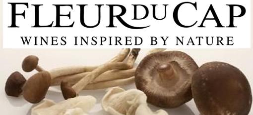 Fleur du Cap and exotic mushroom dinner at Die Bergkelder photo