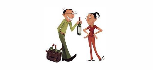 Grape Deceptions – Why most wine collectors are also compulsive liars photo