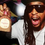 Lil Jon Celebrates Tenjune's Anniversary With Rhinestone-Encrusted Tequila Bottle photo