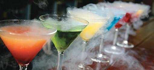 The dark side of liquid nitrogen cocktails photo
