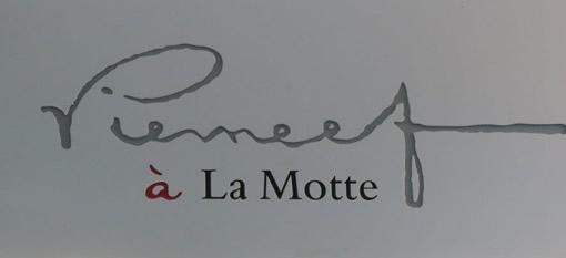 Pierneef à La Motte 'Plaisirs de France' dîner un plaisir! photo