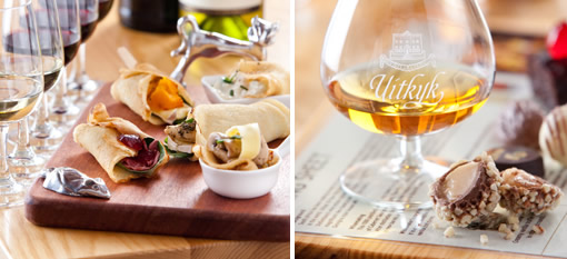 Delectable New Pairings Offered at Uitkyk photo