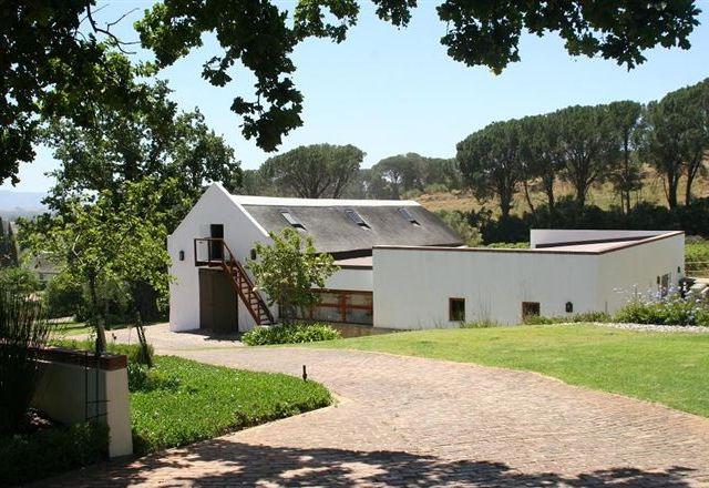 Druk My Niet Wine Estate celebrates a new dawn after devastating fire photo