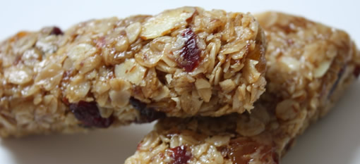 Super Quick Granola Bars photo
