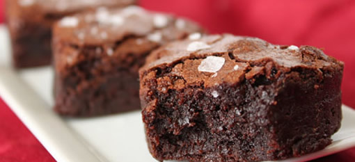 Fudgy Jagermeister Brownies photo