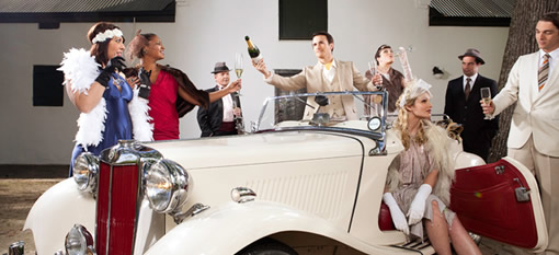 how hedonism is manifested in the great gatsby play The great gatsby seems to be enjoying a moment, what with the success of the new york production of gatz, opening in london (described by america's leading theatre critic ben brantley as the most.