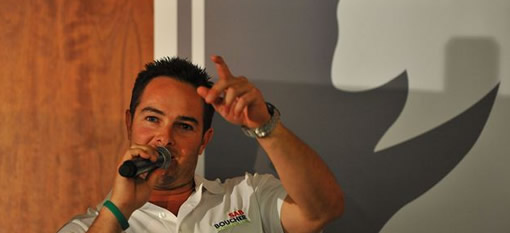 Mark Boucher and SA Breweries join forces to help save the rhinos photo