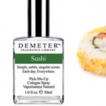 Sushi Cologne isn`t a Fishy Fragrance photo