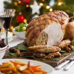 3 Traditional Christmas dishes with wines to match photo