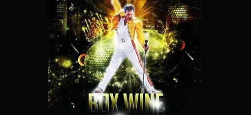 Radio 702 interviews the 2012 Box Wine Champion photo