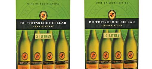 Du Toitskloof Chenin Blanc is South Africa's Box Wine Champion photo