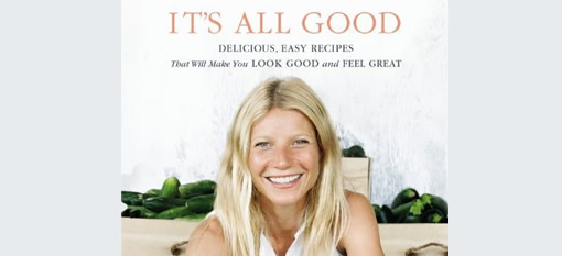 Gwyneth Paltrow is releasing her second cookbook photo