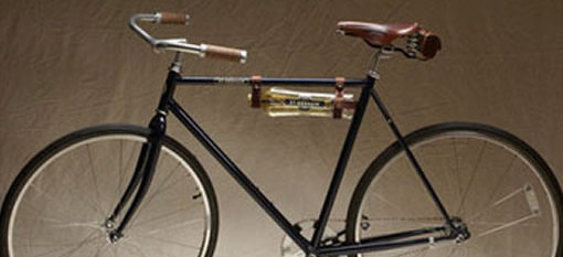 The US$1,000 liqueur that comes with a bike photo