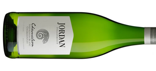 Michael Oliver reviews Jordan Chameleon Sauvignon Blanc Chardonnay photo