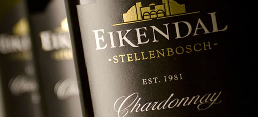 The award-winning wines of Eikendal photo