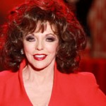 Joan Collins stays slim with tequila and toothpaste photo