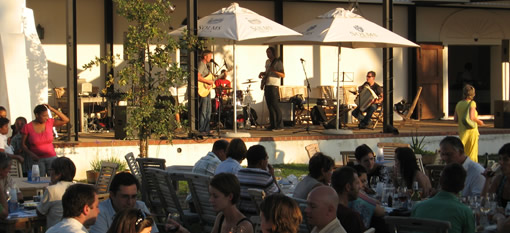 Summer Sunset Supper Concerts at Solms-Delta in the Winelands photo