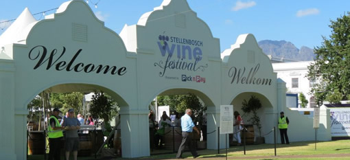 3 Unusual wines to try at this year`s Stellenbosch Wine Festival photo