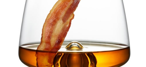 Bacon-infused whiskey? photo