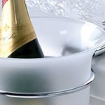Bathtub Champagne Chiller photo