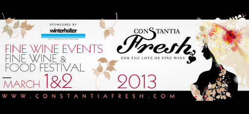 Get to Constantia Fresh Wine Festival 2013 photo