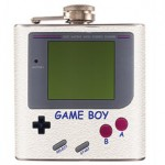 Game Boy Flask photo