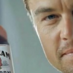 Leonardo DiCaprio stars in Jim Beam ad photo