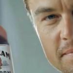 Leonardo DiCaprio stars in Jim Beam ad photo