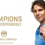 Rafael Nadal joins Bacardi`s responsible drinking campaign photo