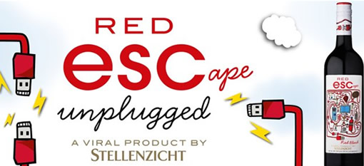 Tune in to RED ESCape Wine's online launch photo