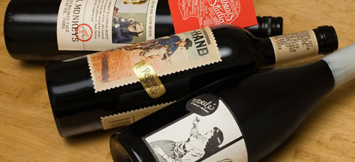 Packaging Spotlight: Redheads Studio Wines photo