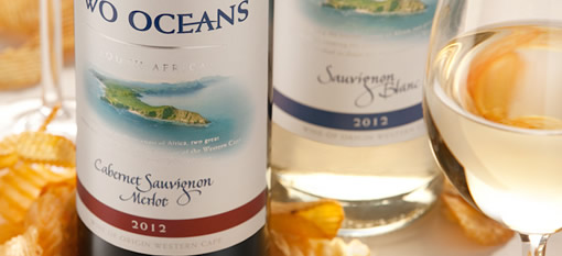 Pairing Two Oceans Wine with Potato Chips photo