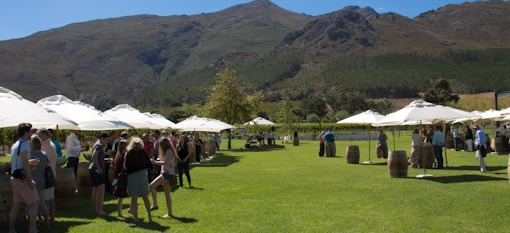 Don`t miss Franschhoek Summer Wines this Saturday photo