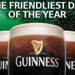 How much Guinness do people drink on St. Patrick's Day? photo