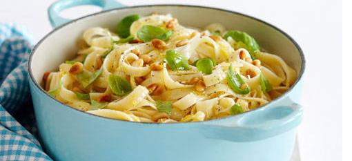 Delicious Pesto Pasta under 10 Minutes photo