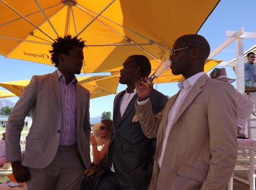 Veuve Clicquot Masters Polo Cape Town 2014 photo