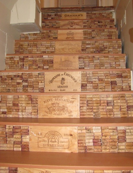 What to do with your corks… photo
