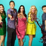 Cougar Town gets a wine refill photo