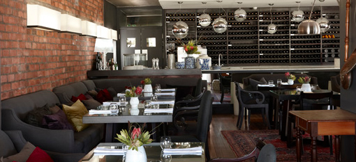 Beat the winter blues at Simonsig's Cuvée Restaurant photo