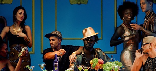US Hip Hop Artists Ditch Cognac for Moscato photo