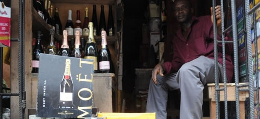 Nigeria now second fastest growing market in the world for Champagne photo