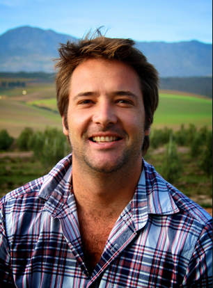 Peter-Allan Finlayson has been appointed as winemaker at Gabriëlskloof photo
