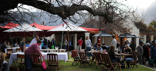 Celebrate Tulbagh's Christmas in Winter Festival at Theuniskraal photo