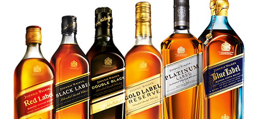 Johnnie Walker named number 1 alcohol brand in the world photo