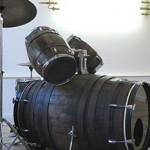 The winemaker`s drum set photo