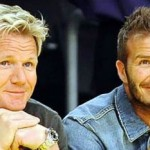 Ramsay and Beckham to open a restaurant in Borough Market photo