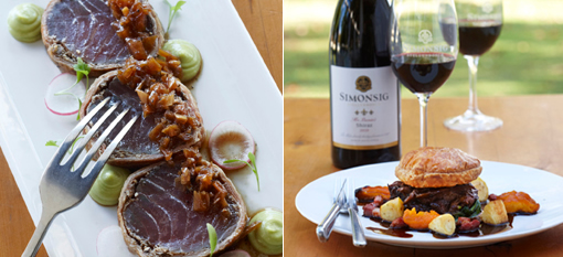 Simonsig's Cuvée gets ready for winter with new culinary riches photo