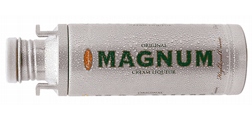 Magnum Cream Liqueur – A creamy delight in a flask photo