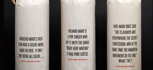 Packaging Spotlight: Marx Wine photo